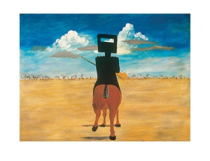Ned Kelly 1946 | Sidney Nolan