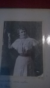 Nora Clare (Jackson), my great grandmother