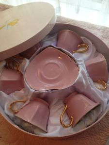 Win this tea set!