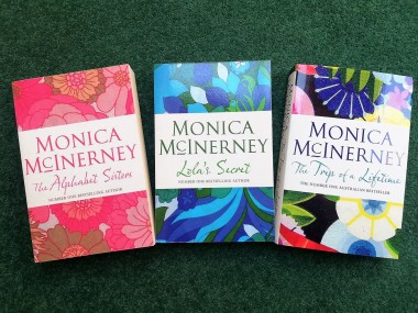 Authors for Farmers Monica McInerney