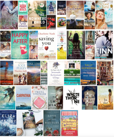 The Full List of 100 Books to WIN, supporting Townsville and